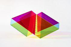 Marta Chilindron   Mobius (2013), acrylic