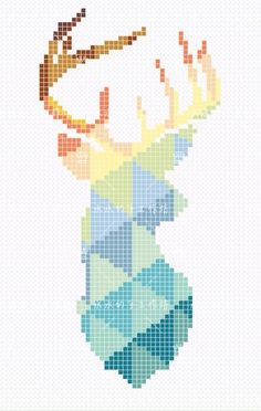 34 Ideas for embroidery patterns cross stitch crossstitch ideas Perler Bead Designs, Hama Beads Design, Hama Beads Patterns, Perler Bead Art, Perler Beads, Beading Patterns, Embroidery Patterns, Needlepoint Patterns, Cross Stitch Designs
