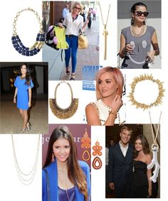 """Celebrity - sporting Stella and Dot"" by randimanning on Polyvore"