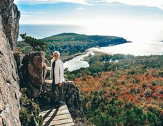 Planning a trip to Maine? From where to stay to the best hiking trails, our Acadia National Park guide will give you the tools to plan the perfect trip. Acadia National Park, National Parks, Maine Road Trip, Hiking Trails, Wander, United States, Mountains, Travel, Suitcase