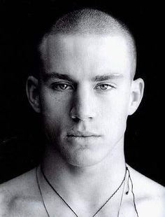 Channing with short hair! Still HOT.