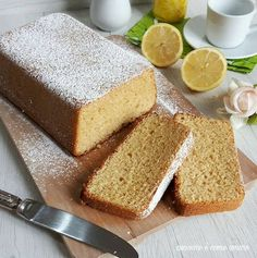 Il plumcake al limone soffice e profumatissimo è un dolce di una semplicità e bontà unica , realizzato con succo di limone e farina di tipo 1