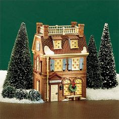 """Department 56: COLLECTING - """"Olde World Antiques Shops"""" - Retirements"""
