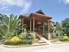 Koh Samui, Thailand.  Get a massage on the beach.