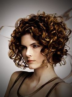 Curly Haircuts - Hairstyles