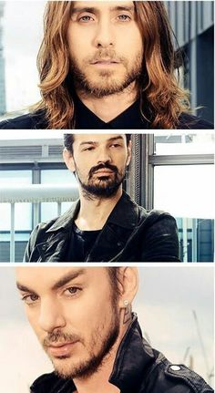 Jared, Tomo and shannon.