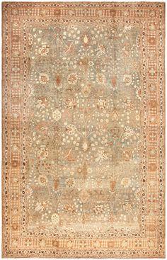 Antique Persian Tabriz Rug 50235