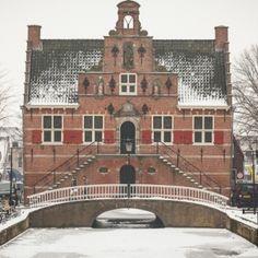 Oud Beijerland, oude Raadhuis / Gemeentehuis