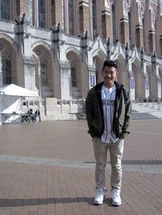 Street Style: University of Washington Seattle | Moda and Estilo