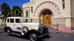 Meet the Fleet of Vintage and Classic Vehicles Living in our Showroom. - Hooters Vintage & Classic Vehicle Hire, Napier