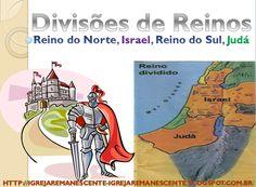 Israel e Judá - Divisão