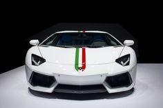 Ad Personam Lamborghini Aventador: LP 700-4 Nazionale