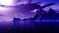 Purple Mountain Majesty