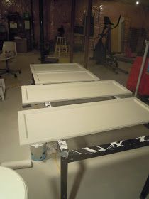 Just beachy: Painting cabinets part two