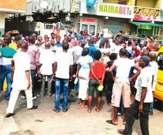 Welcome to NewsDirect411: NURTW Vice Chairman Killed In Lagos.
