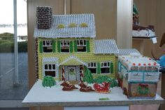 Christmas Vacation - Canada's National Gingerbread Showcase #gingerb2013 #christmas