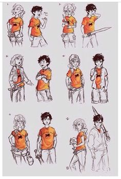 PERCABETH thru the years