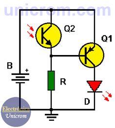 LED nocturno automático