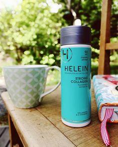Minäkö keski-ikäinen?: Helein Strong Collagen ja arvonta, jossa kolme voi...
