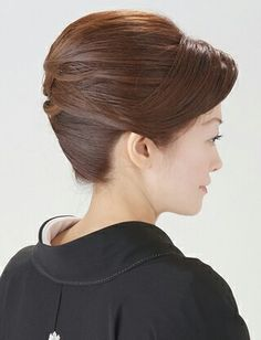 Roll Hairstyle, Braided Hairstyles, Evening Hairstyles, Wedding Hairstyles, French Twist Updo, Medium Hair Styles, Long Hair Styles, Long Layered Haircuts, Long Haircuts