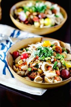 Satisfy your hunger with this Loaded Veggie Quinoa Pasta recipe.
