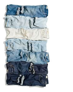 What we do at J.Crew: denim done right. We added a new stretch style to our men's top-quality Japanese denim that's made with washes we hand-developed in Kentucky and cut in our famous fits.