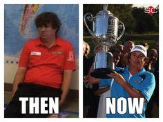 WDE Jason Dufner! PGA Champion