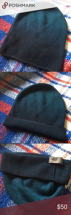 VINCE Dip Dye Ombré Beanie O/S Never worn! Vince Cashmere Beanie. 70% wool/30% cashmere. Unisex. O/S Vince Accessories Hats