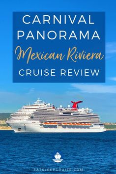We detail every minute of this 7-night Mexican Riviera cruise with our signature Carnival Panorama Cruise Review. Our review includes the destinations along the route as well as tips for the newest ship in the Carnival fleet. Check out our post and start planning your Mexican cruise vacation today! #Carnival #CarnivalCruiseLine #CarnivalPanorama #CruiseVacation #CruiseShip Cruise Checklist, Cruise Tips, Cruise Travel, Cruise Vacation, Mexico Vacation, Cruise Packing, Summer Vacations, Packing Tips, Cruise Excursions