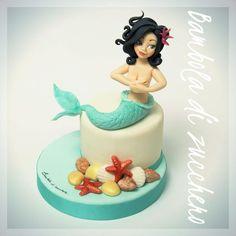 Mermaid - Cake by bamboladizucchero