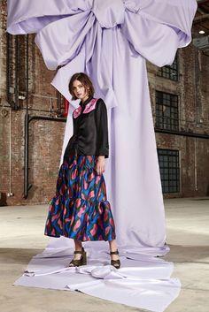 2017-18秋冬プレタポルテ - シンシア・ローリー(CYNTHIA ROWLEY) ランウェイ|コレクション(ファッションショー)|VOGUE JAPAN