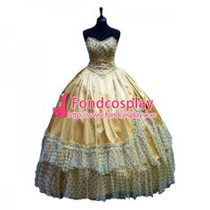 Victorian Rococo Go - Victorian Dress Costume, Gothic Dress, Costume Dress, Cosplay Costumes, Victorian Dresses, Ball Dresses, Ball Gowns, Evening Dresses, Formal Dresses