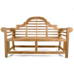 New Garden 150cm Lutyen Style Teak Wooden Bench Outdoor Furniture Seating