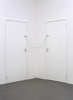 """""""Powerless Structures, Fig. 122"""" by Michael Elmgreen & Ingar Dragset #SarahConnor #DickLaurent #2000"""