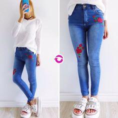 ULTIMOS JEAN ROSE BORDADO $700 Elastizado tiro alto localizado (ULTIMOS 2! no vuelve)  SWEATER CALADO $620 Pura lana abrigadito amplio (ULTIMO! no vuelve) Local Belgrano Envíos Efectivo y tarjetas Tienda Online www.oyuelito.com.ar #followme #oyuelitostore #stylish #styles #fashion #model #fashionista #fashionpost #ootd #moda #clothing #instafashion #trendy #chic #girl #trends #outfitoftheday #selfie #showroom #loveit #look #lookbook #inspirationoftheday #modafemenina #jean #jeans
