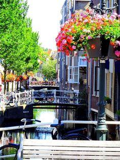 Delft - Voldersgracht