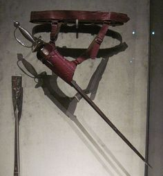 18th Century Fashion, 19th Century, Small Sword, Sword Belt, Pirate Art, Wicked Ways, Swords And Daggers, American Revolution, Metal Working