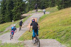 Serfaus-Fiss-Ladis - Alpen Bergpanorama - Mountains and alps - Bikepark