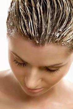 Home Remedy Hair Treatments #HairCare #Hair