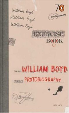 Greatest Book Covers - Protobiography