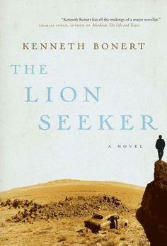 The Lion Seeker, by Kenneth Bonert (Knopf Canada)