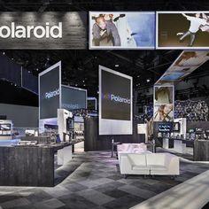 Polaroid Custom Trade Show Exhibit