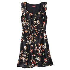 Merona® Womens Ruffle Front Dress - scored in store for $7.98