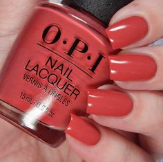 Here are the 10 most popular nail polish colors at OPI - My Nails Opi Nail Polish Colors, Fall Nail Colors, Opi Nails, Opi Polish, Nail Polishes, Manicures, Perfect Nails, Gorgeous Nails, Pretty Nails