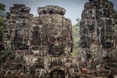 the bayon, angkor temples, cambodia, siem reap, visiting angkor, best temples
