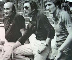 Icons - David Piper, Jo Siffert et Derek Bell.