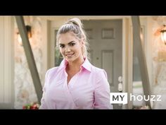 Anyone else wish Kate Upton would surprise them with a renovation of part of their home? My Houzz: Kate Upton's Surprise Renovation Real Estate Articles, Real Estate Information, Real Estate Tips, Exit Realty, Office Makeover, Prince Edward Island, Home Ownership, Guest Bath, Real Estate Marketing