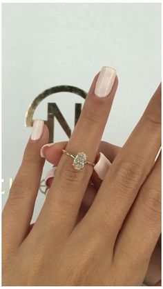 Gold Simple Engagement Ring, Oval Solitaire Engagement Ring, Engagement Rings Cushion, Dream Engagement Rings, Classic Engagement Rings, Solitaire Diamond, Oval Diamond, Cushion Solitaire, Yellow Diamond Engagement Ring