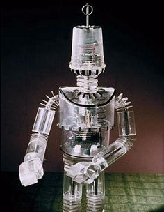 Robert the robot from Fireball XL5