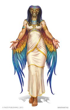 (Some of the Most) Worshiped Ancient Egyptian Gods and Goddesses - Imgur